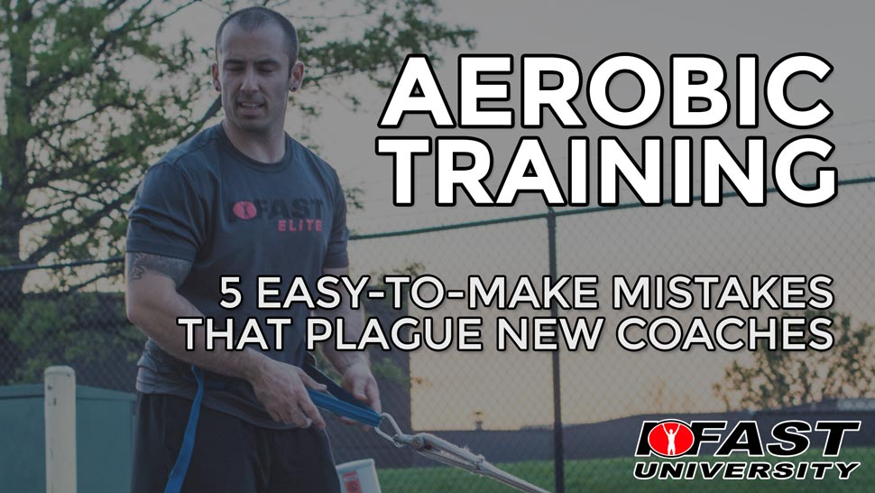 Aerobic Training: 5 easy-to-make mistakes that plague new coaches