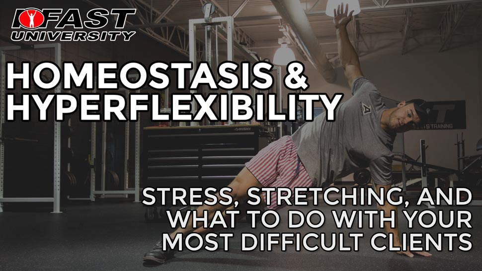 Homeostasis and Hyperflexibility: What to do with your most difficult clients