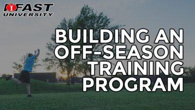 Building an Off-Season Training Program