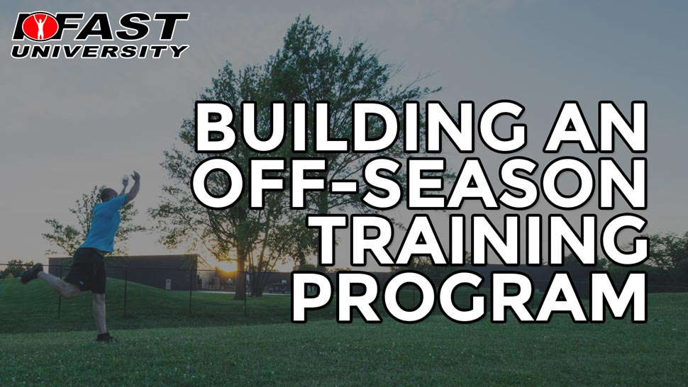 Building an Off-Season Training Program
