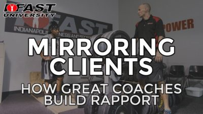 Mirroring Clients: How great coaches build rapport