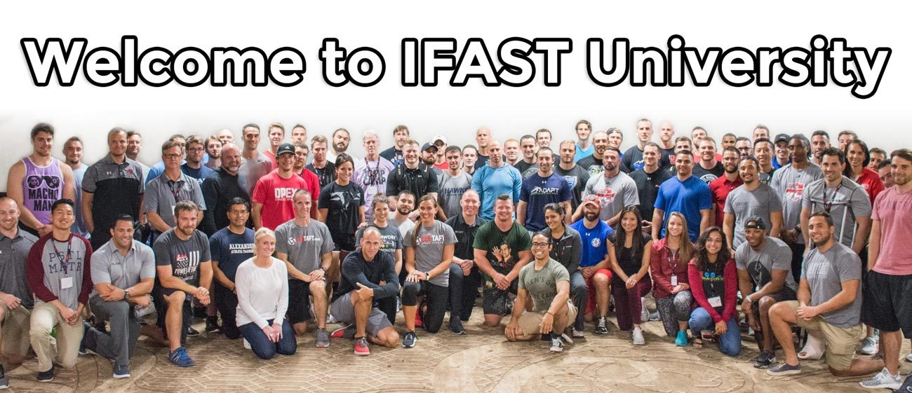 Welcome to IFAST University!