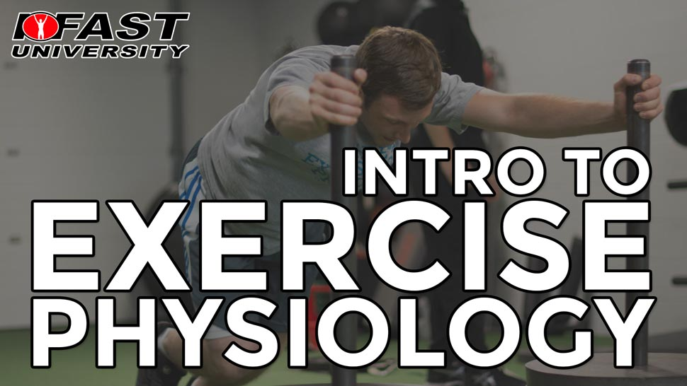 Intro to Exercise Physiology course at IFAST University