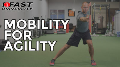 Mobility for Agility