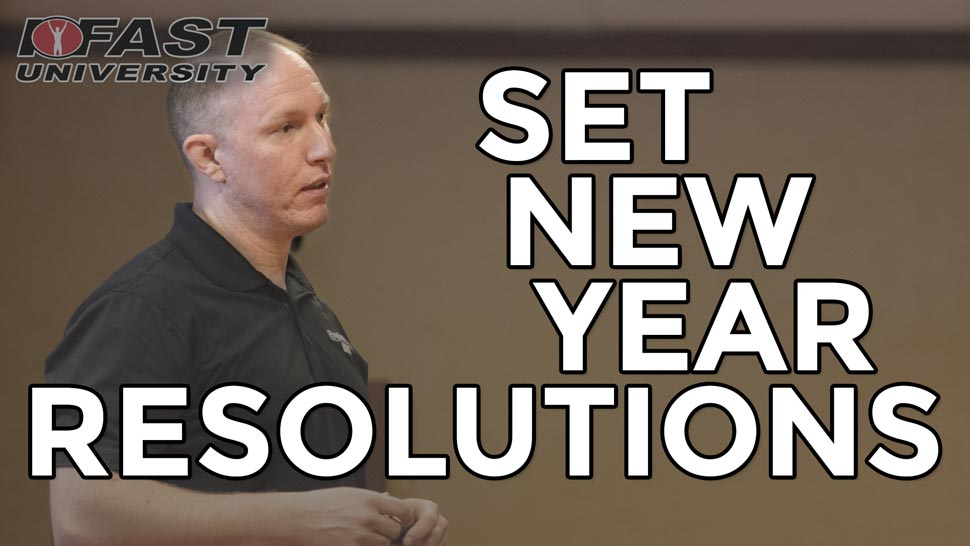 How to Set New Year Resolutions with Mike Robertson