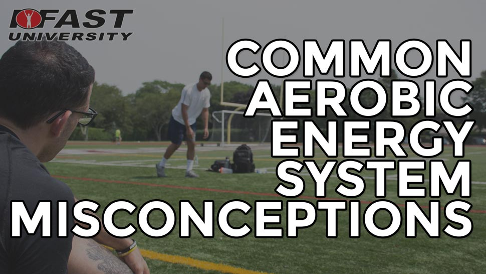Common Aerobic Energy Systems Misconceptions