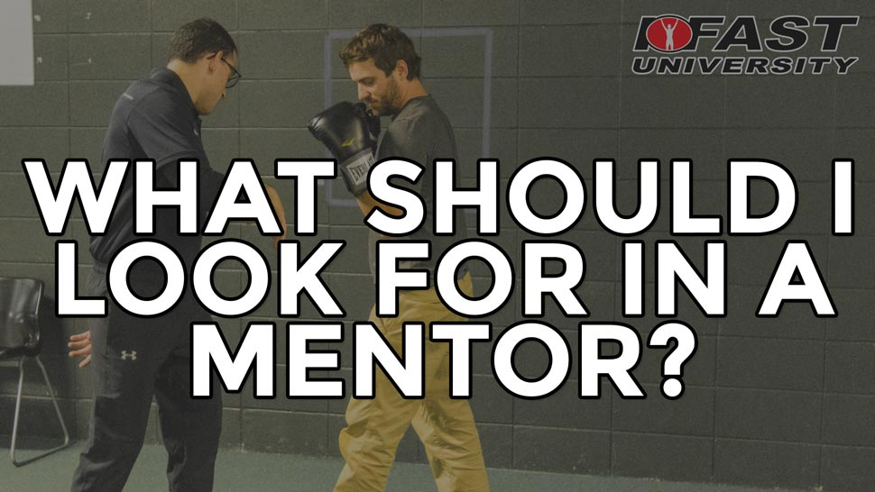 What Should I Look for in a Mentor?