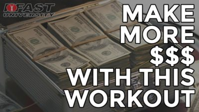 Make More Money With This Workout: How a normal gym can bring in an extra $1,800 this year from one single client