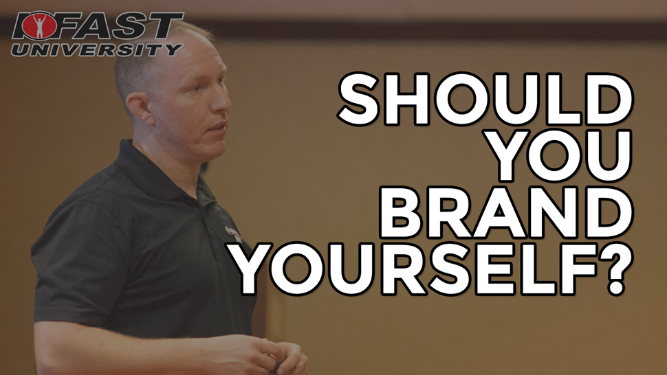 Should You Brand Yourself?