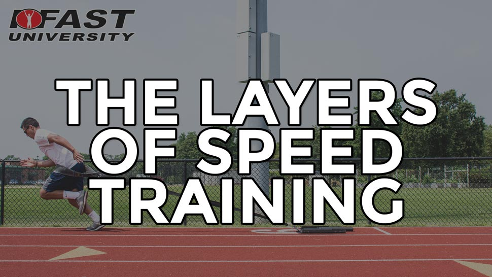 The Layers of Speed Training