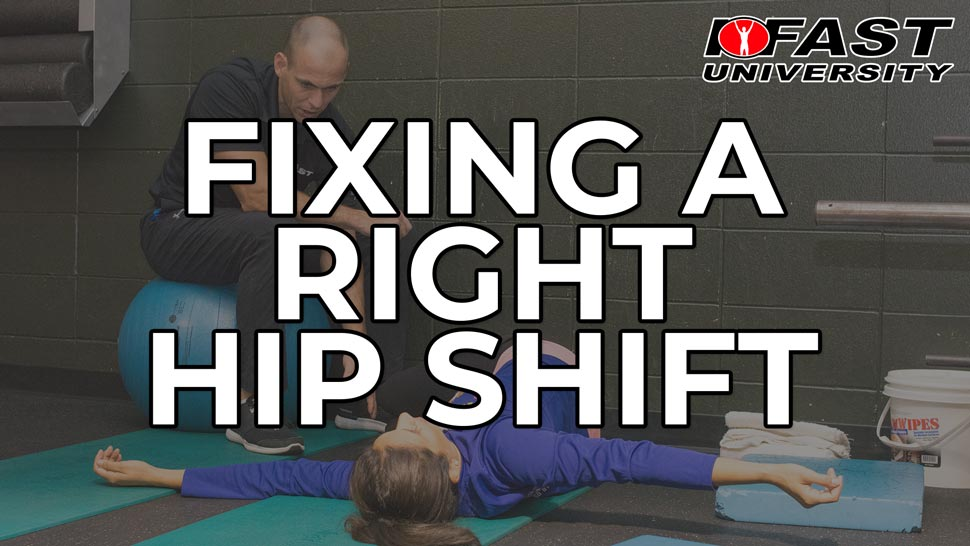 Fixing a Right Hip Shift