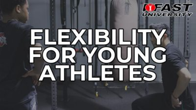 Flexibility for Young Athletes