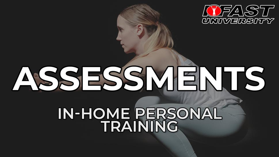 Assessments for In-Home Clients