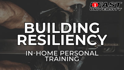Building Resiliency for In-Home Clients