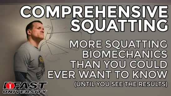 Comprehensive Squatting