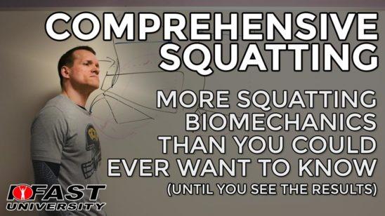 Comprehensive Squatting